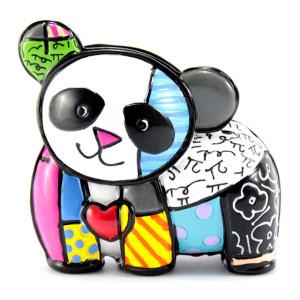 Figurina mini Panda