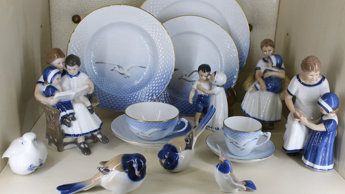 Royal Copenhagen Porcellana