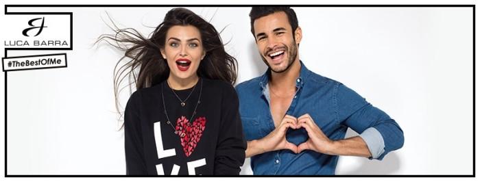 Luca Barra Collezione San Valentino 2020