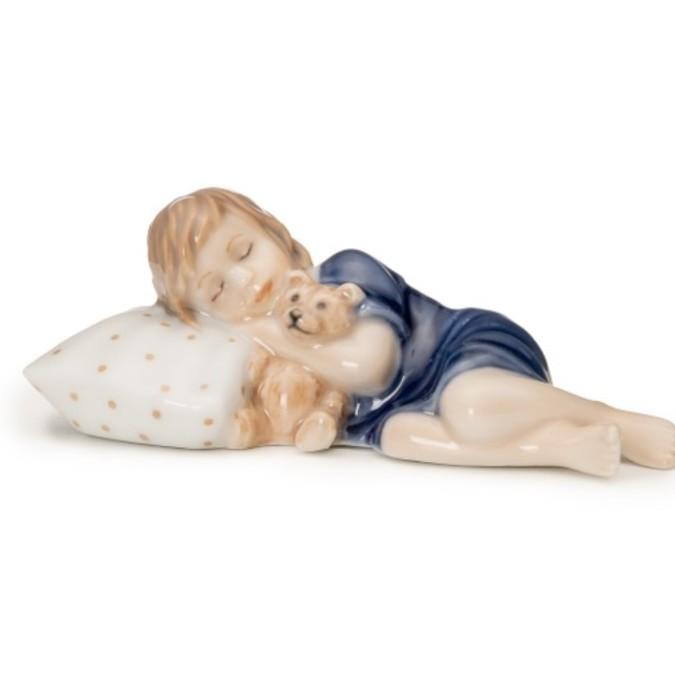 Mini Statuina Elsa che dorme