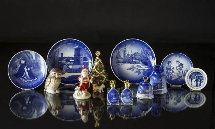 Royal Copenhagen Collezione Natale 2020