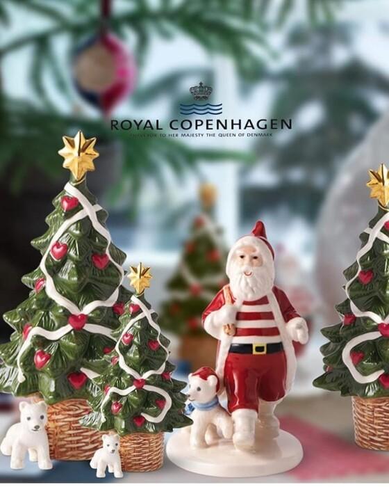 Royal Copenhagen collezionabili Natale 2020
