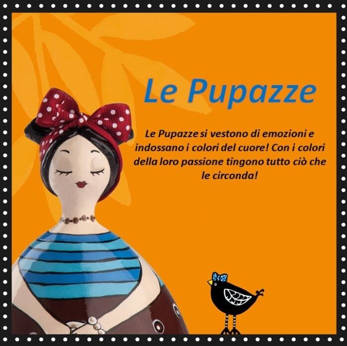 Scopri le novità Le Pupazze by Egan Italy