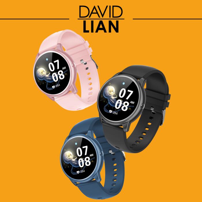 Smartwatch David Lian anche online